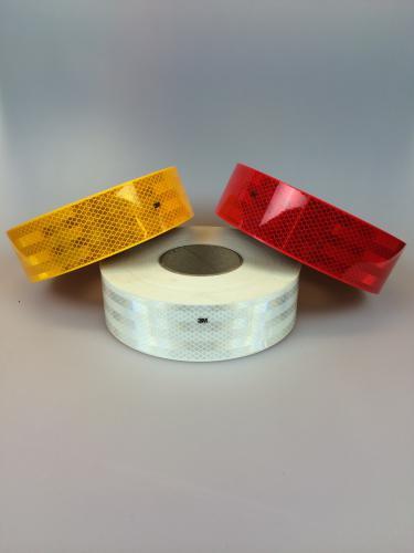 3M Reflextape gul PER Meter