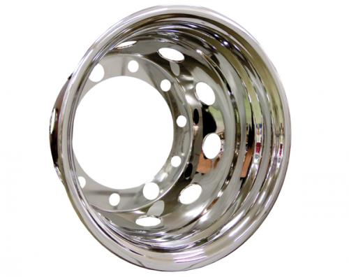 "Wheel cover 22,5"" stainless steel"