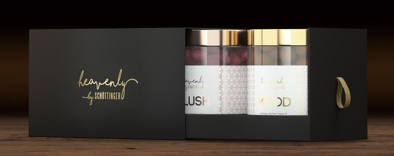 Heavenly 2-pack Gift Box (only box)