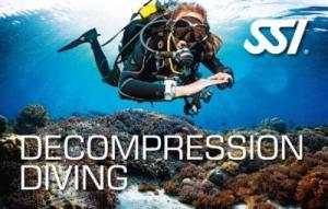 Fortsättningskurs - SSI Decompression Diving