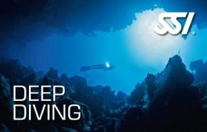 Fortsättningskurs - SSI Deep Diver
