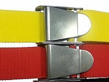 Viktbälte med färg (röd eller gul)