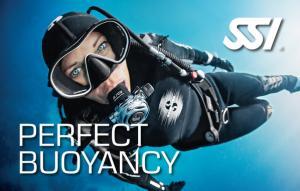 Fortsättningskurs - SSI Perfect Buoyancy Specialty