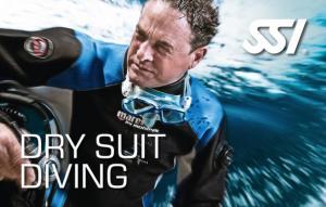 Fortsättningskurs - SSI Dry Suit Diving