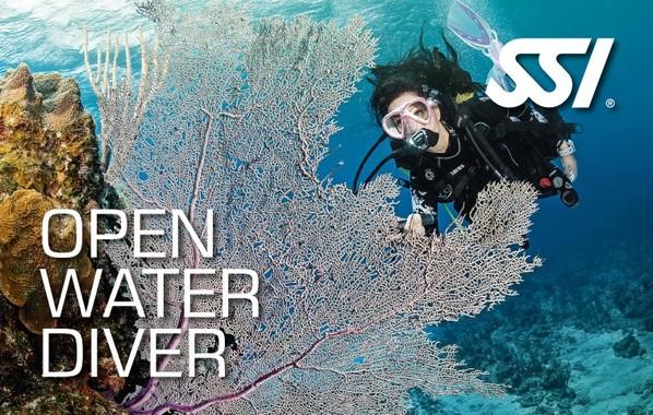 Grundkurs - SSI Open Water Diver