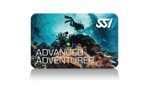 Fortsättningskurs - SSI Advanced Adventurer