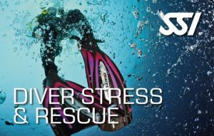 Fortsättningskurs - SSI Diver Stress & Rescue