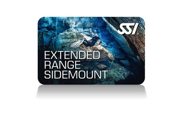 FORTSÄTTNINGSKURS - SSI Recreational Sidemount diving