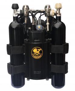 Poseidon Se7en sport EU recreations rebreather