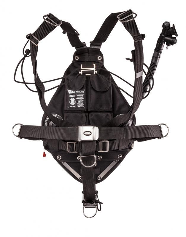 Tecline - Sidemount Avenger 16L