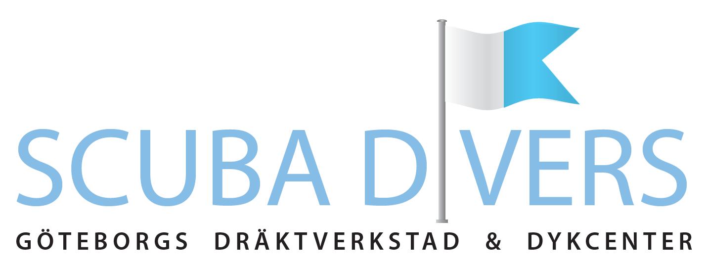 """Göteborgs Dräktverkstad & Dykcenter - """"Scuba Divers"""""""