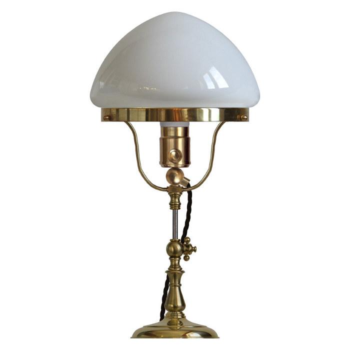 Bordslampa Fogelklou mässing