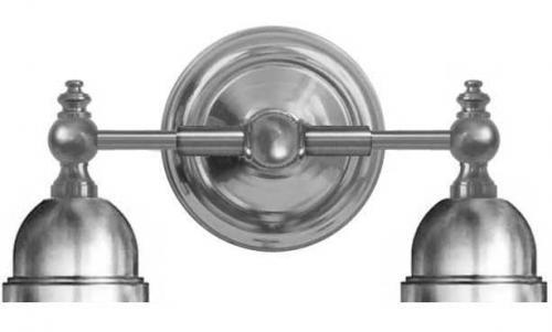 Bergman Nickel - Inkl. kapslad fästesplatta