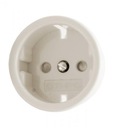 Spare part THPG - For outlet in porcelain mounting into wall