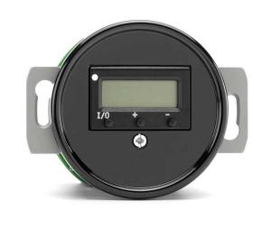 Digital termostat insats - Bakelit - gammaldags inredning - klassisk stil - retro -sekelskifte