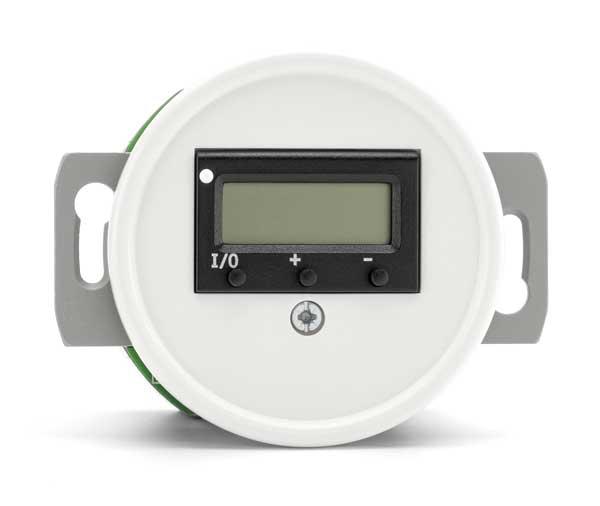 Digital termostat insats - Duroplast - gammaldags inredning - klassisk stil - retro -sekelskifte
