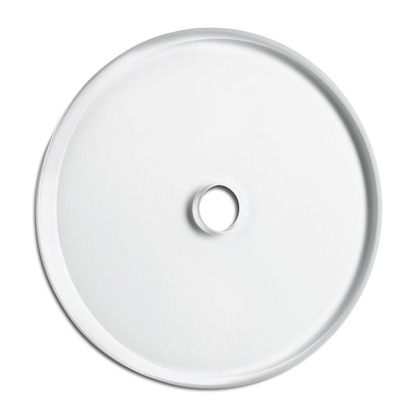 Cover - Round glass for Rotary switch