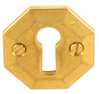 Escutcheon brass - Albert Karlsson n:o 25