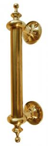 Pull handle - Door handle Næsman 181 brass