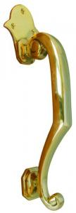 Pull handle - Stockholm brass