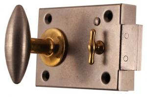 Cabinet Lock - F.A. Stenman 3 - old style - vintage interior - old fashioned style - classic style