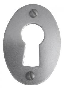Escutcheon for chamber locks - F.A. Stenman