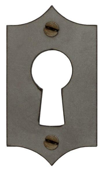 Nyckelskylt till kammarlås - F.A. Stenman - sekelskifte - gammaldags inredning - retro - klassisk stil