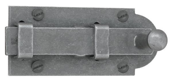 Slide latch - Steel 76 mm