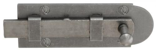 Slide latch - Steel 105 mm