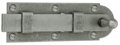 Slide latch - Steel 135 mm