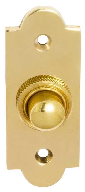 Bell Push - Brass