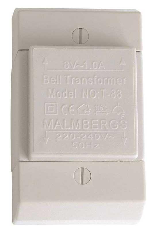 Ringledningstransformator - Transformator för ringklockor - gammaldags inredning - klassisk stil - retro - sekelskifte