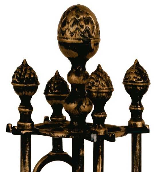 Peissett Messing - Antikk - arvestykke - gammeldags dekor - klassisk stil - retro