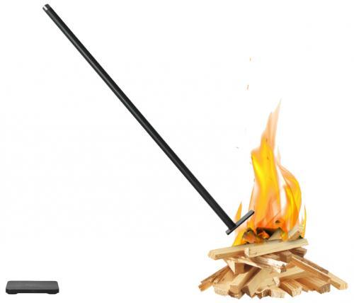 Flamman - Blåsrör i gjutjärn