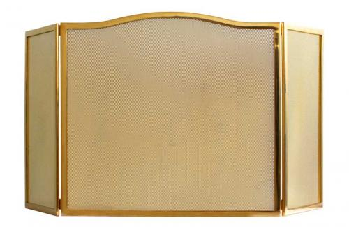 Fire Guard Brass - Enskede 100 cm