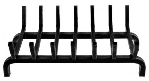 Wood Grate - Wrought iron