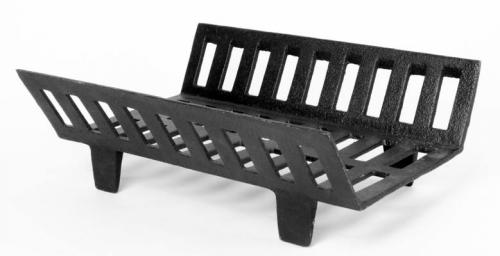 Wood Grate - Cast iron