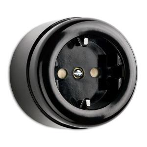 Outlet - Bakelite surface mounted