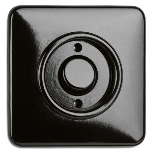 Control switch 1-polesquare bakelite - toggle switch