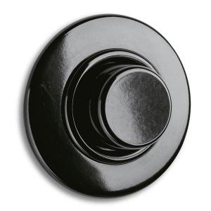 Switch round bakelite - Dimmer 20-500W