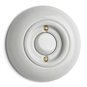 Porcelain Switch - Round toggle intermediate switch