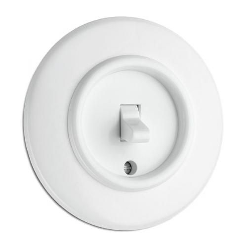 Switch round duroplast - Toggle intermediate switch
