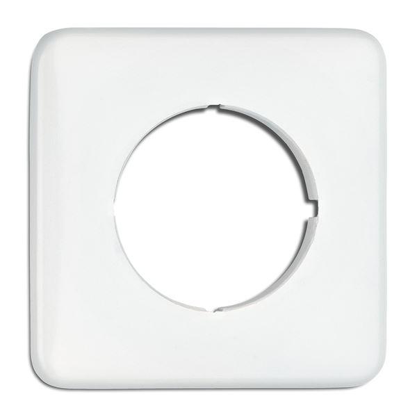 Täckkåpa - Kvadrat duroplast