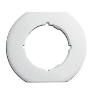 Covering duroplast - Center ring for dimmer, antenna and data outlets
