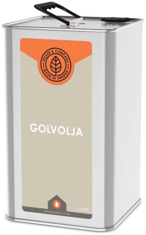 Linolja - Golvolja ädel 5 L