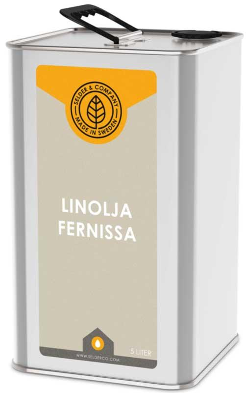 Linseed oil - Varnish 5 L