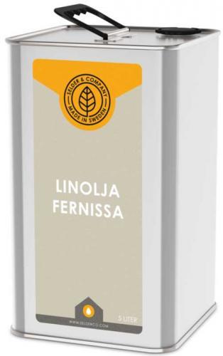 Linolja - Fernissa 5 L