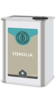 Linolja - Stenolja 1 L - sekelskifte - gammaldags inredning - retro - klassisk stil