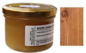 Linseed Oil Wax Allbäck - Natural