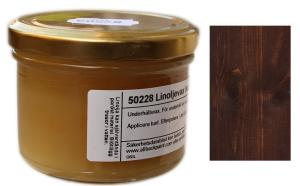 Linseed Oil Wax Allbäck - Brown